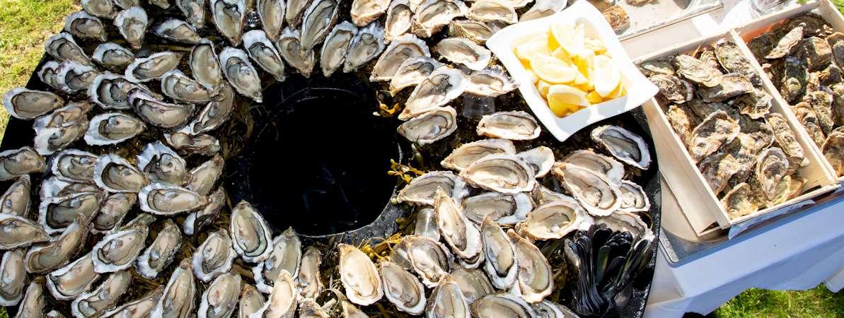 Fruits de mer à emporter